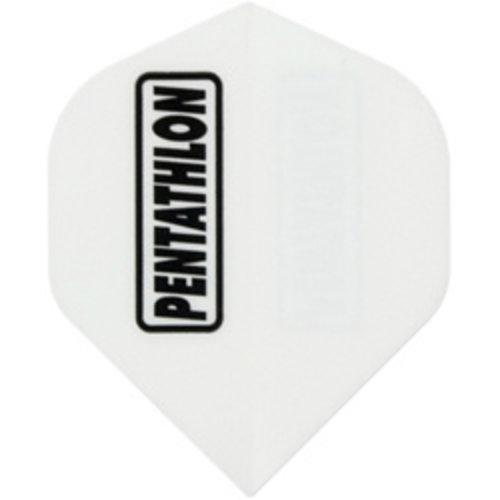 Pentathlon Pentathlon dartflight - solid white