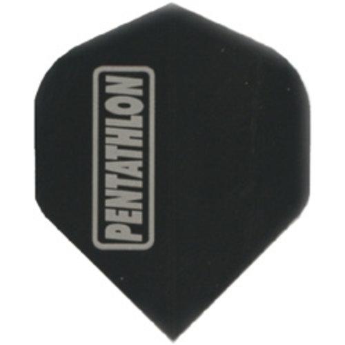 Pentathlon Pentathlon dartflight - solid black