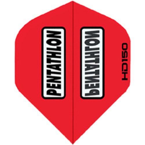 Pentathlon Pentathlon HD150 dartflight - rood