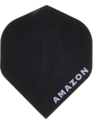 Pentathlon Amazon dartflight - zwart