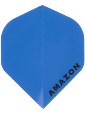 Pentathlon Amazon dartflight - blauw