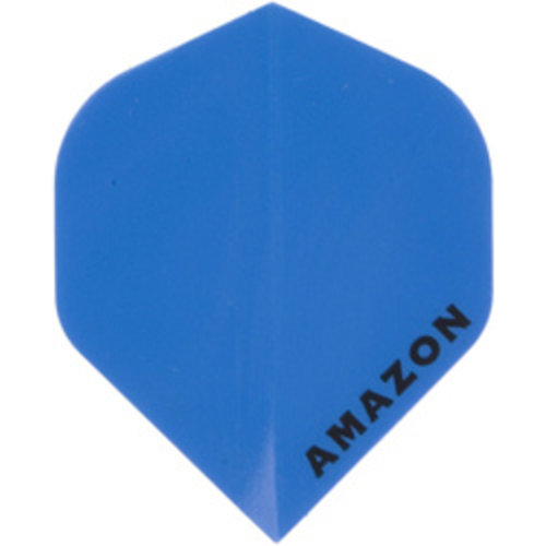 Pentathlon Amazon dartflight - blauw