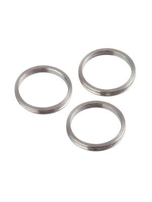 Target darts Target darts 110280 - pro grip rings zilver