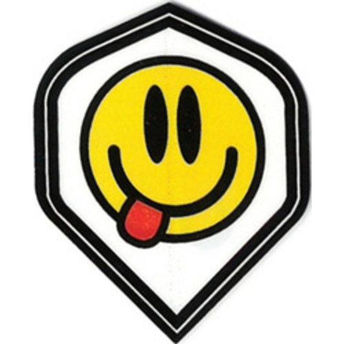 ABCDarts metronic dartflights - Smiley