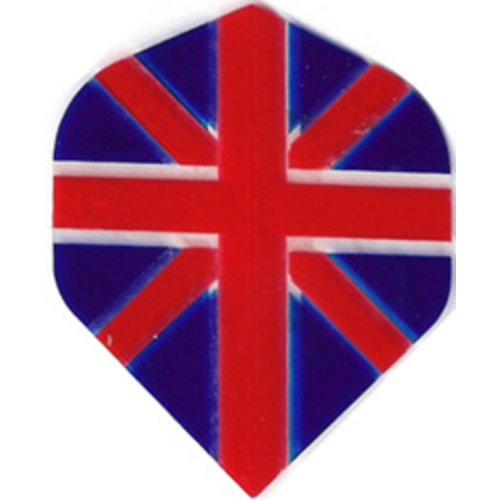 ABCDarts metronic vision dartflights - Union Jack