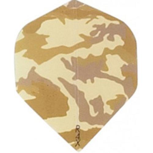Ruthless Ruthless dartflight - camouflage bruin