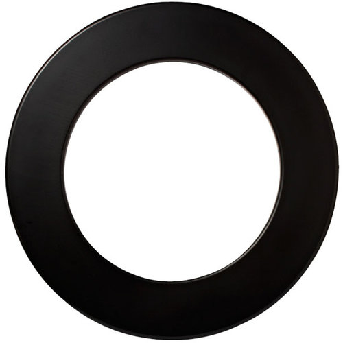 ABCDarts Surroundring PU rubber - zwart