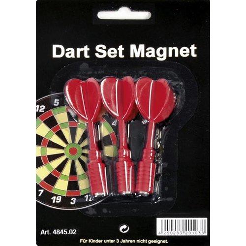ABCDarts Set magneet dartpijlen