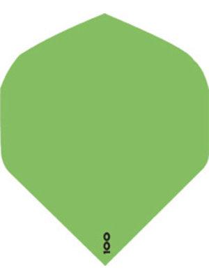 ABCDarts ABC Darts – Strong Effen – Fluor Groen