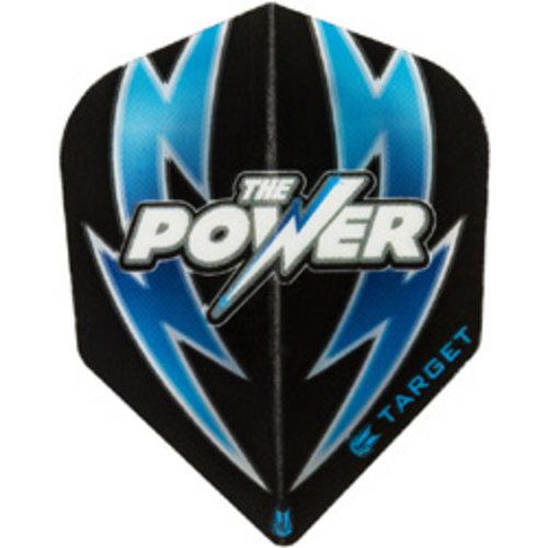 Target darts Target darts 330150 - dartflights vision arc bold zwartblauw