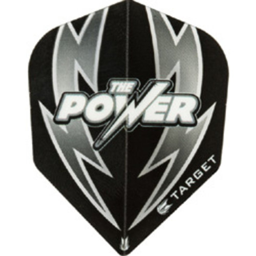 Target darts Target darts 330160 - dartflights vision arc bold zwartgrijs