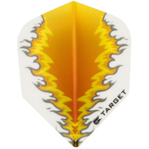 Target darts Target darts 300530 - dartflights vision orange fire