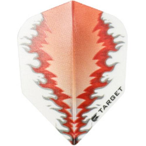 Target darts Target darts 300540 - dartflights vision red fire