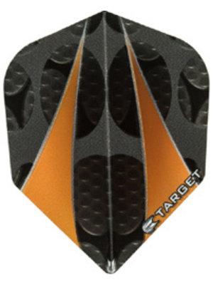 Target darts Target darts 300710 - dartflights vision twinsail orange
