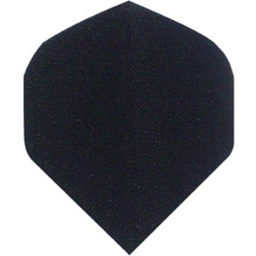 ABCDarts abcdarts dartflight longlife linnen - Zwart