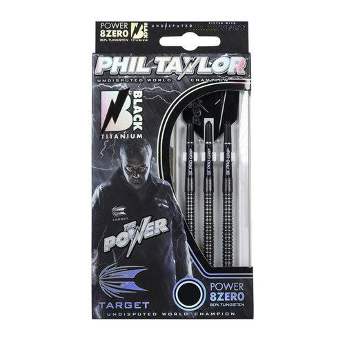 Target darts Target darts Phil Taylor 8zero black recht model