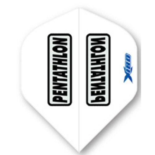 Pentathlon Pentathlon X180 dartflight - wit