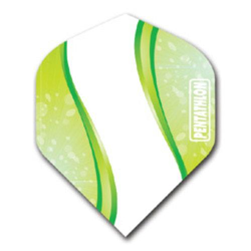 Pentathlon Pentathlon dartflight - vision elegance groen