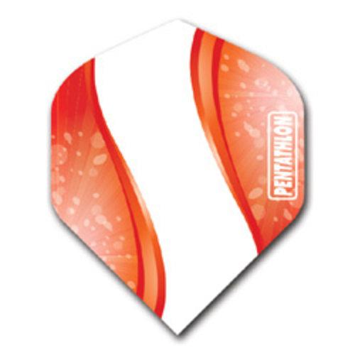 Pentathlon Pentathlon dartflight - elegance rood