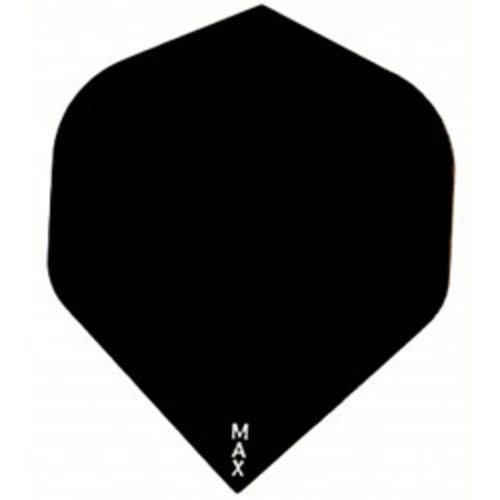 Mc Coy dartflights HD150 - max zwart