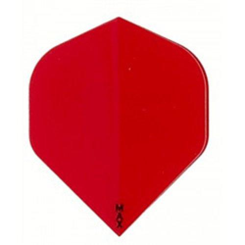 Mc Coy dartflights HD150 - max rood