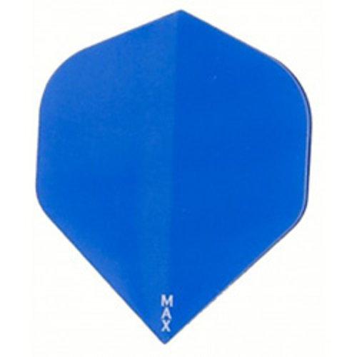 Mc Coy dartflights HD150 - max blauw