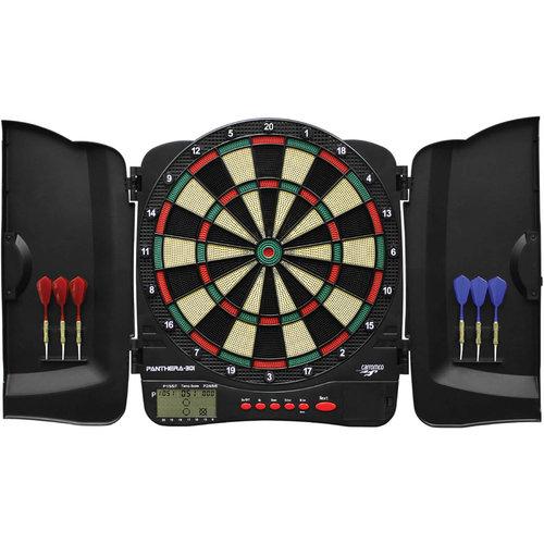Carromco Carromco elektronisch dartbord - Panthera 301 incl kabinet
