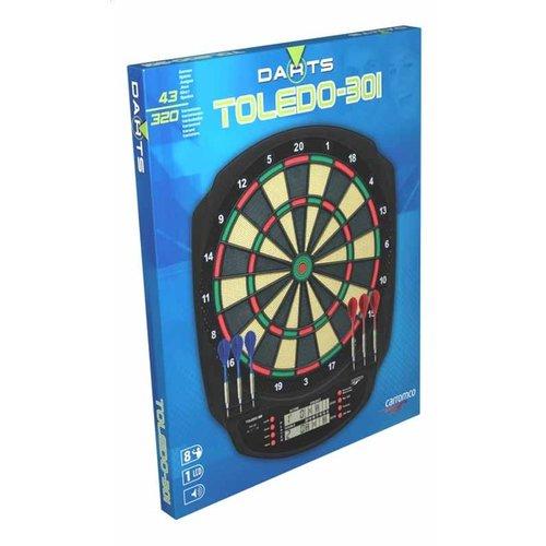 Carromco Carromco elektronisch dartbord - Toledo
