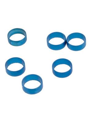 Target darts Slotlock Rings Blauw