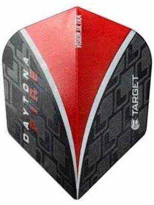 Target darts Target Darts – 331280 Daytona Fire Ultra Red