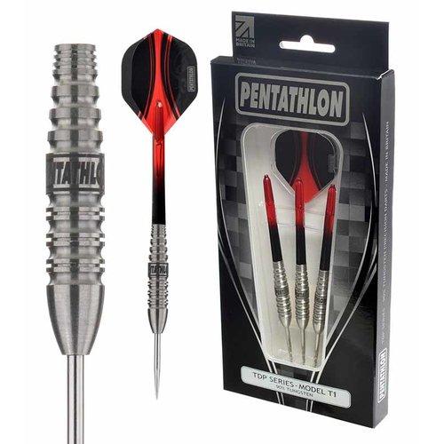 Pentathlon Pentathlon dartpijlen 90% T1 red edition