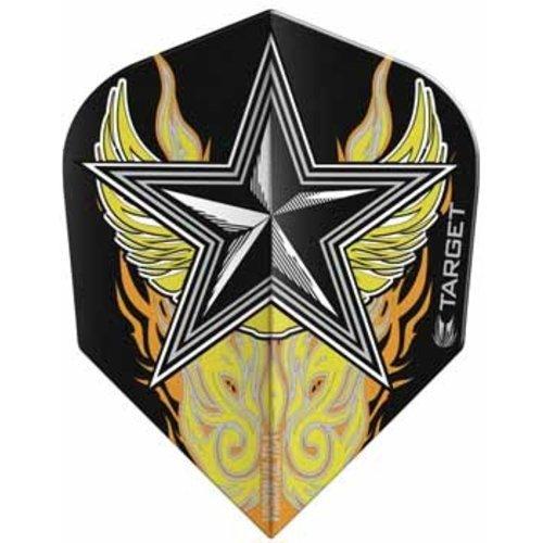 Target darts Target Darts 331460 - dartflights vision ultra Hoshino star