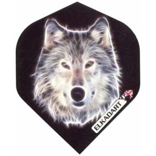 Elkadart Elkadart dartflight - Lone Wolf - 5 sets