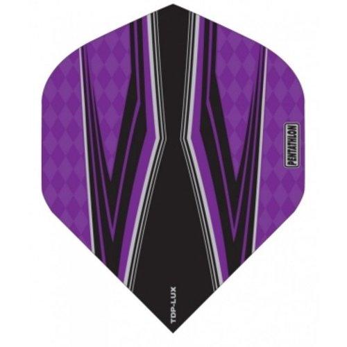 Pentathlon Pentathlon TDP LUX dartflight - spitfire zwart paars