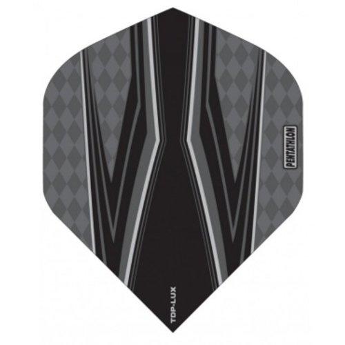 Pentathlon Pentathlon TDP LUX dartflight - spitfire zwart