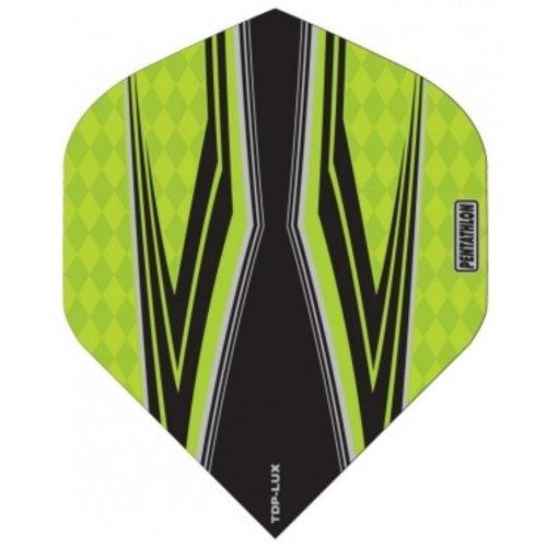 Pentathlon Pentathlon TDP LUX dartflight - spitfire zwart groen