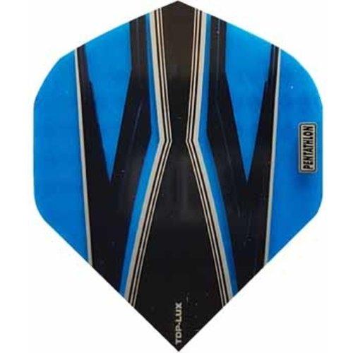 Pentathlon Pentathlon TDP LUX dartflight - spitfire zwart blauw