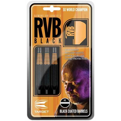Target darts Target darts Raymond van Barneveld black brass 22 gram