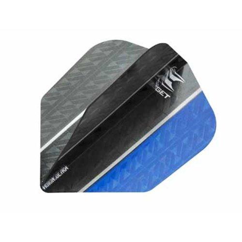 Target darts Target darts 332480 - dartflights vision vapor blauw