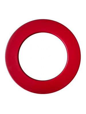 ABCDarts ABC Darts Surround Ring PU Rubber - Rood