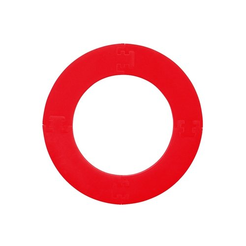 ABCDarts Surround ring PU rubber - rood