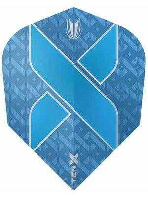Target darts Target Darts 333470 - Dartflights ten-x blauw