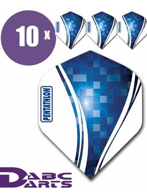 Pentathlon Pentathlon – Wave Blauw - 10 sets