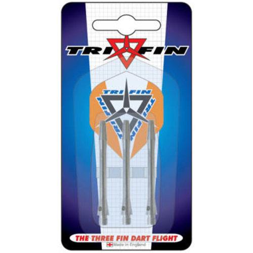 Grand Slam Darts Set Trifin dartflights en dartshafts aluminium - medium