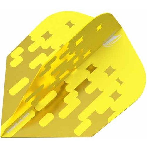 Target darts Target Darts 333900 - Dartflights Arcade - geel
