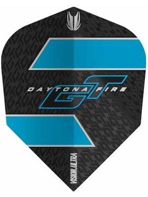 Target darts Target Darts 331890 - dartflights vision ultra Daytona Fire blauw