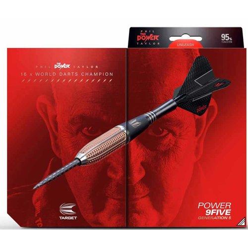 Target darts Target Darts Phil Taylor Gen5 dartpijlen