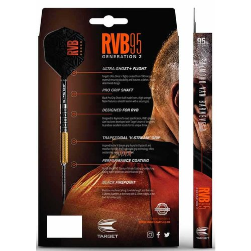 Target darts Raymond van Barneveld GEN2 - RVB95