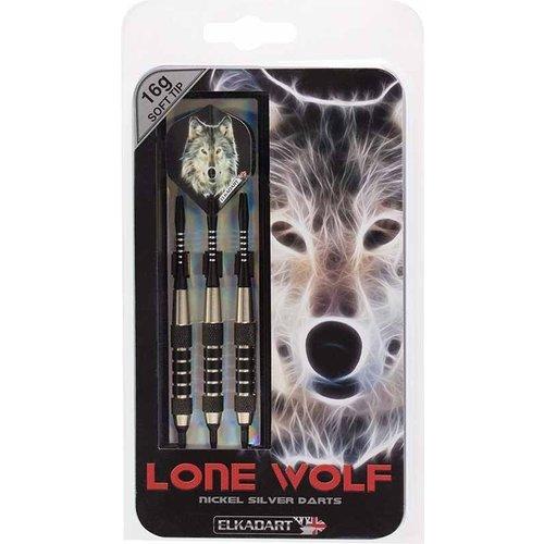 Elkadart Elkadart softtip dartpijlen Lone Wolf - 16 gram