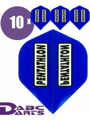 Pentathlon Pentathlon – Classic Blauw - 10 sets